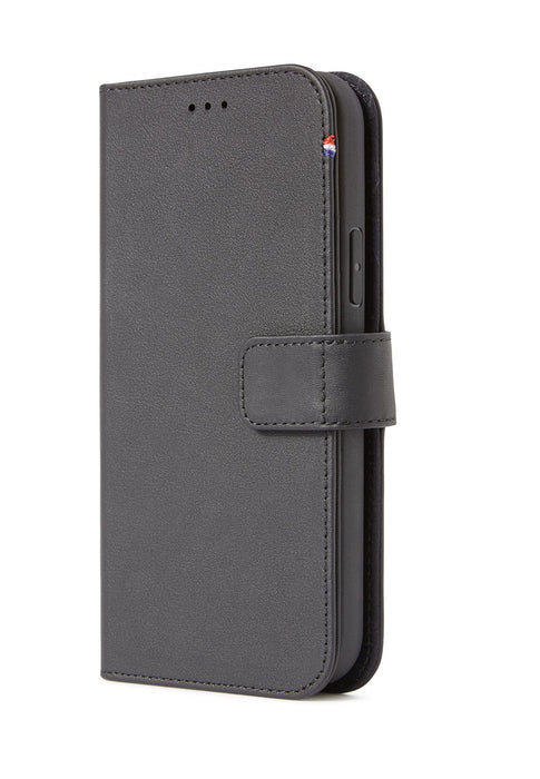"Decoded Detachable Wallet iPhone 12 mini (5.4"") Zwart"