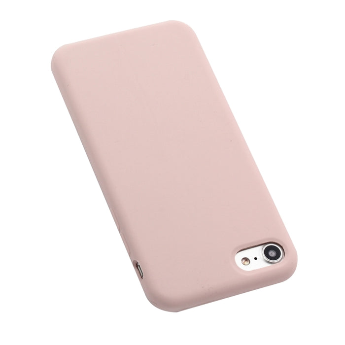 iPhone SE 2020 Silicone Case - Roze