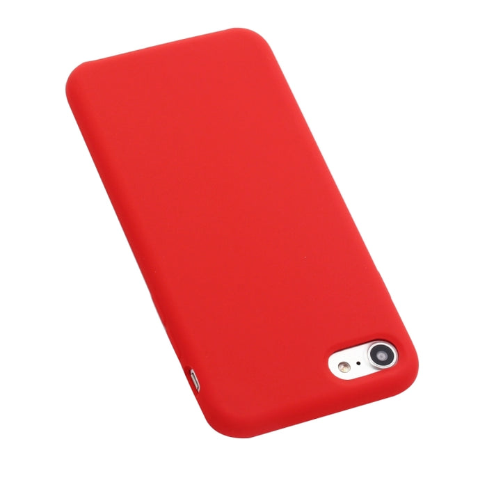 iPhone SE 2020 Silicone Case - Rood