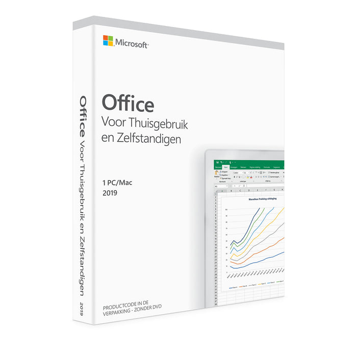 MS Office for Mac 2019 Home/Business NL