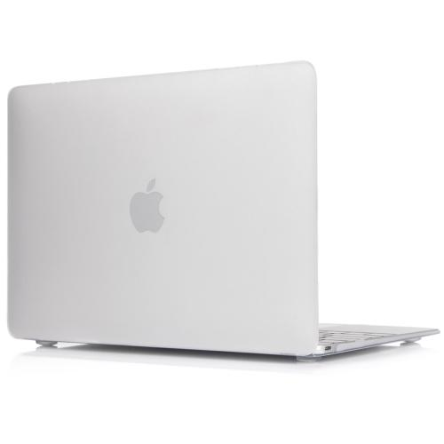 "MacBook Air 13"" M1 hardcase - Transparant (mat)"