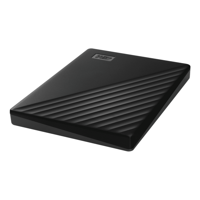 Western Digital My Passport 1TB Zwart