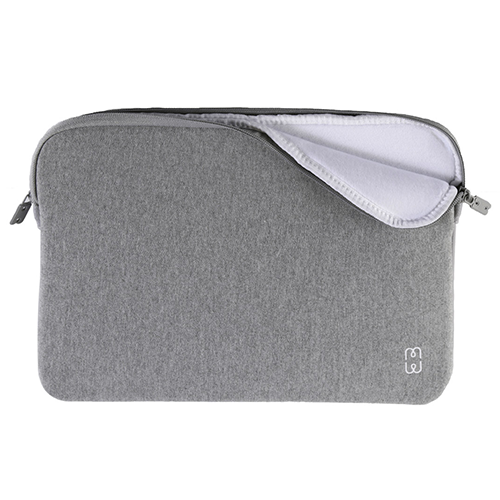 "SLEEVE MACBOOK AIR 13"" GREY/WHITE"