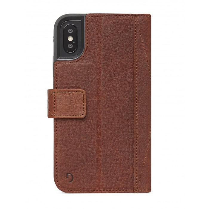 Decoded iPhone Xs Max Card Wallet (brown)