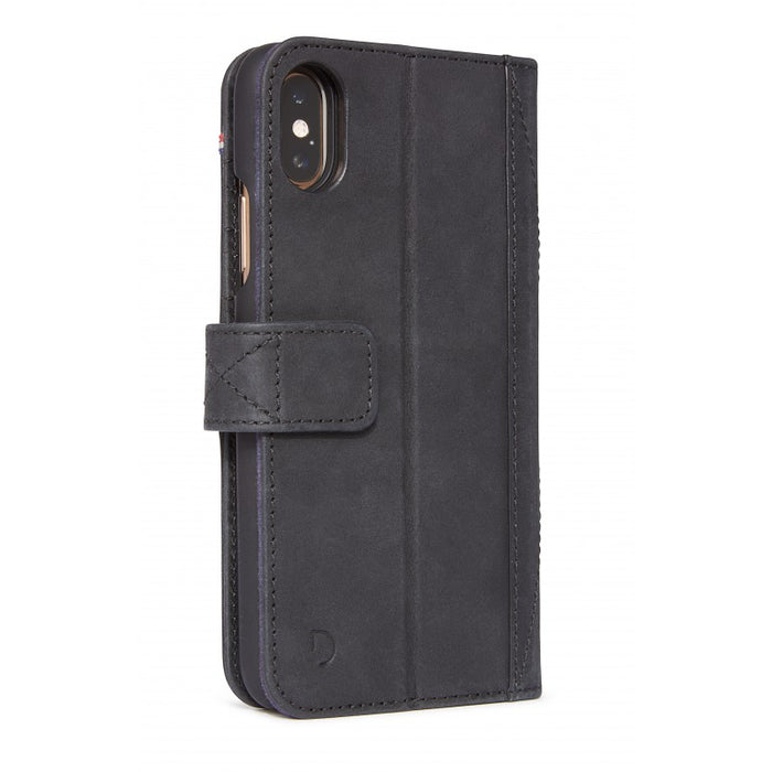 Decoded iPhone Xs Max Card Wallet (black)