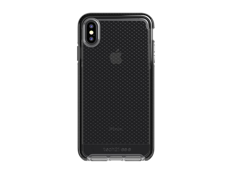 Tech21 Evo Check iPhone X/Xs - Smokey/Black