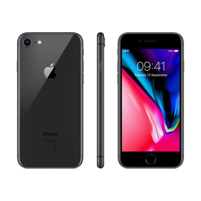 Apple iPhone 8 Plus 128GB - Spacegrijs