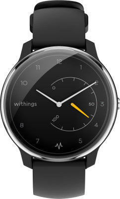 Withings/Nokia Move ECG Black & Yellow