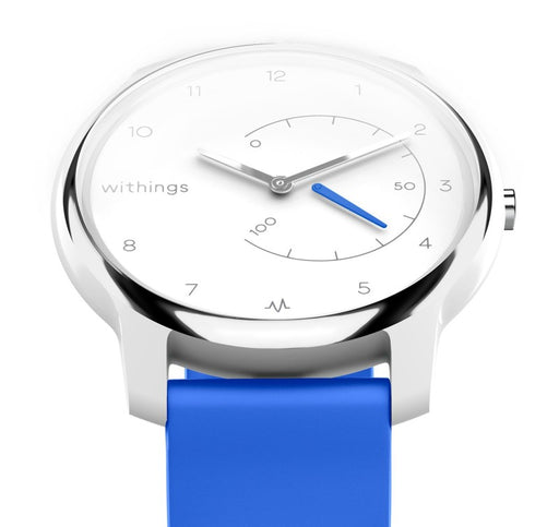 Withings/Nokia Move ECG White & Blue