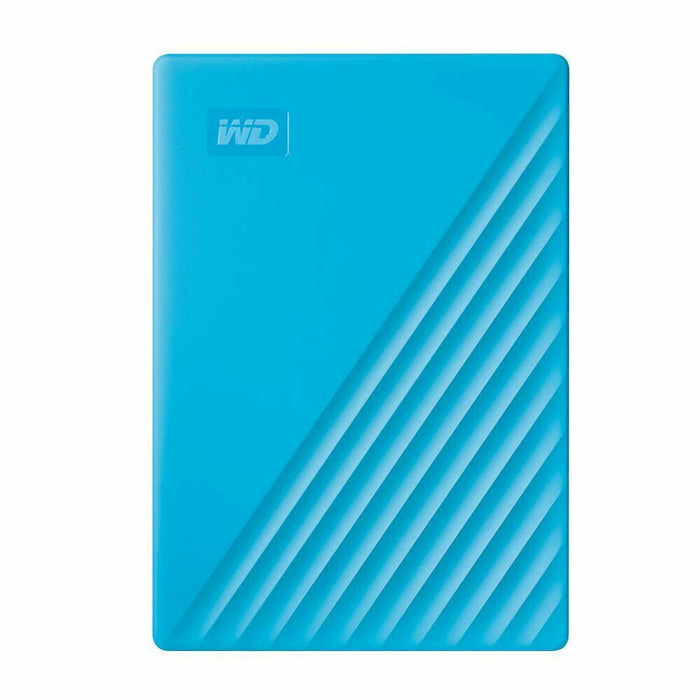 Western Digital My Passport 4TB Blauw