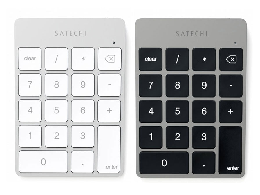 Satechi Slim Wireless Keypad - Spacegrijs