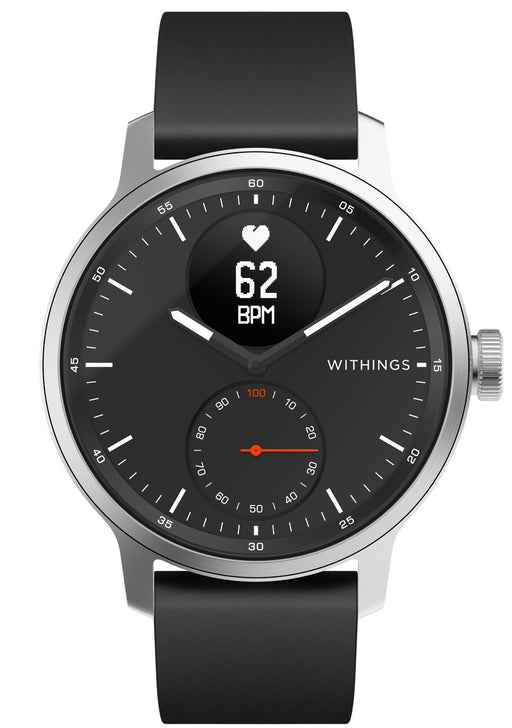 Withings ScanWatch 42mm Black