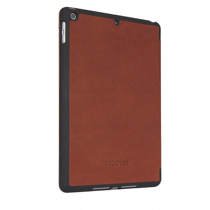 Decoded Leather Cover voor iPad 2017 (Brown)