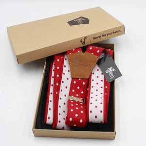 Statement Polka Rouge Large No. E433