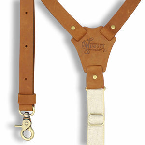 Crazy Horse Flex Sand Camel Brown Skinny No. L331