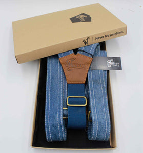 Denim Edition Amsterdenim Lightblue Wide No. C623