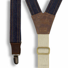 Load image into Gallery viewer, Denim Edition Amsterdenim Navy Wide No. C623