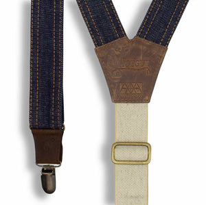 Denim Edition Amsterdenim Navy Wide No. C623