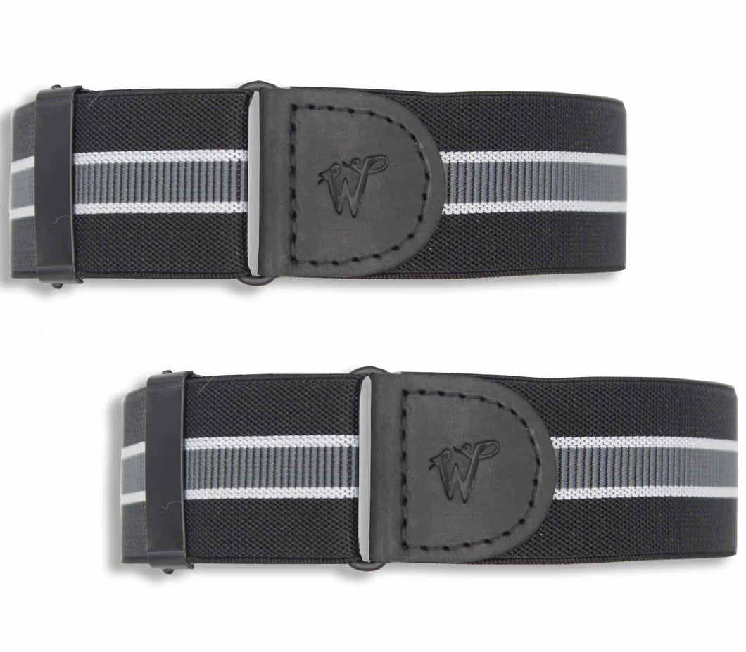 Sleeve Garters The Hitman Black No. S013