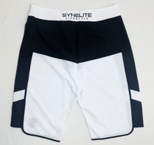 Season II Men's Physique Shorts Black/White