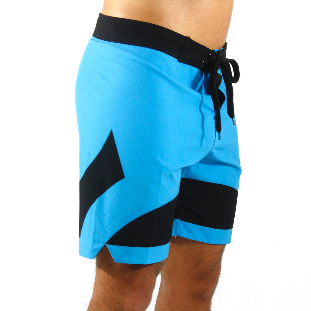 Our lifestyle boardshorts featuring our lightweight and quick drying polyester/elastane blend, as well as a shorter more stylish cut