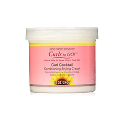 Jane Carter Curls to Go Curl Cocktail Conditioning Cream