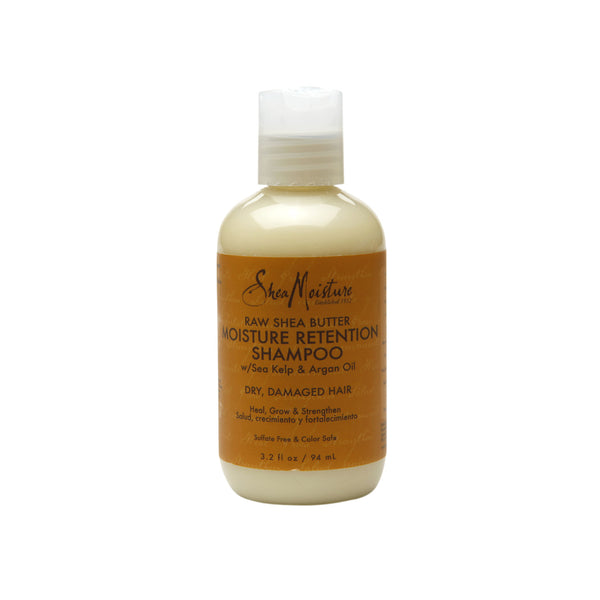 SheaMoisture Raw Shea Butter Moisture Retention Shampoo Travel Size