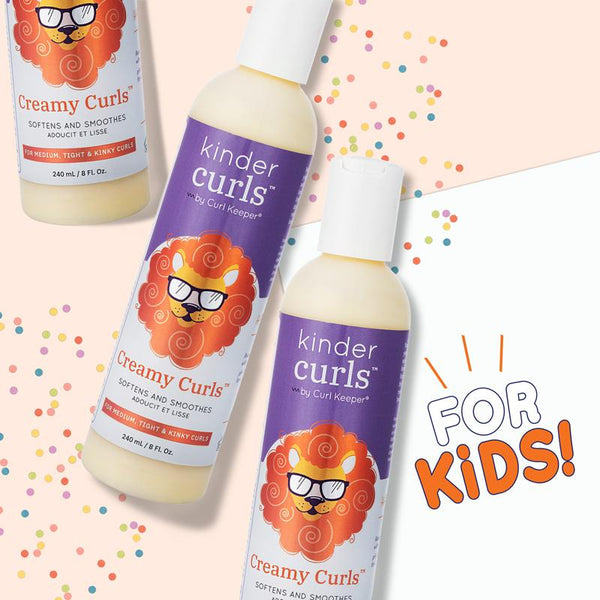 Kinder Curls Creamy Curls Hair Moisturizer by Curl Keeper
