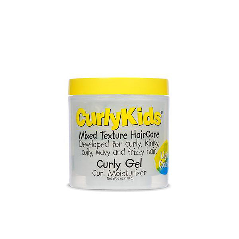 CurlyKids Hair Care Curly Gel