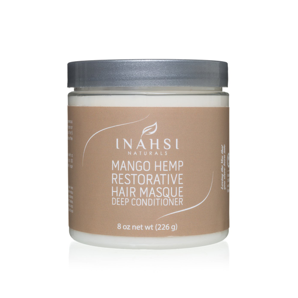 Inahsi Mango Hemp Restorative Deep Conditioner