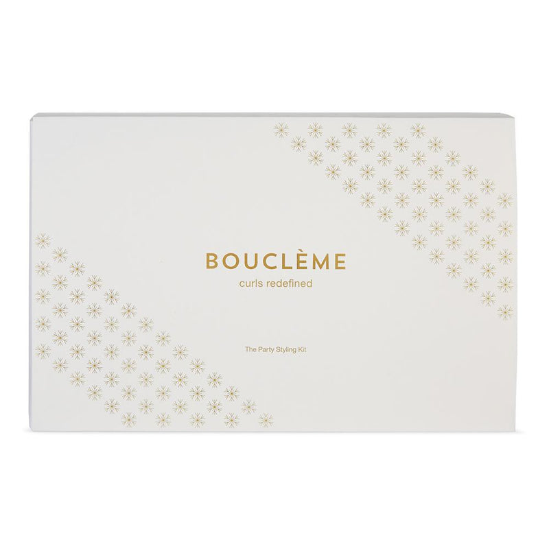 Boucleme Party Styling Kit Front