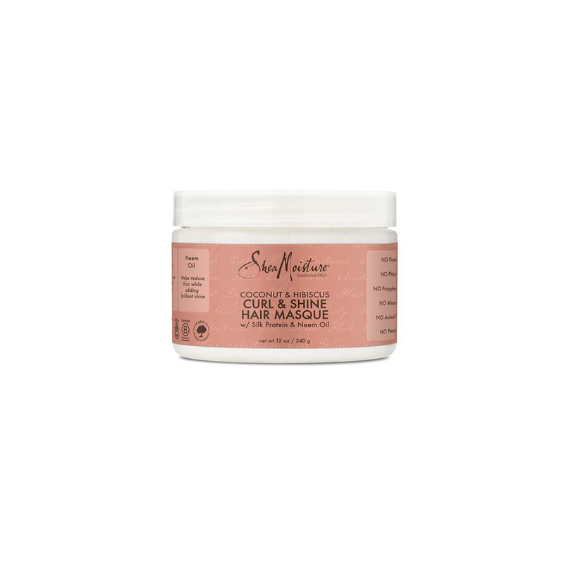 SheaMoisture Coconut & Hibiscus Curl & Shine Hair Masque