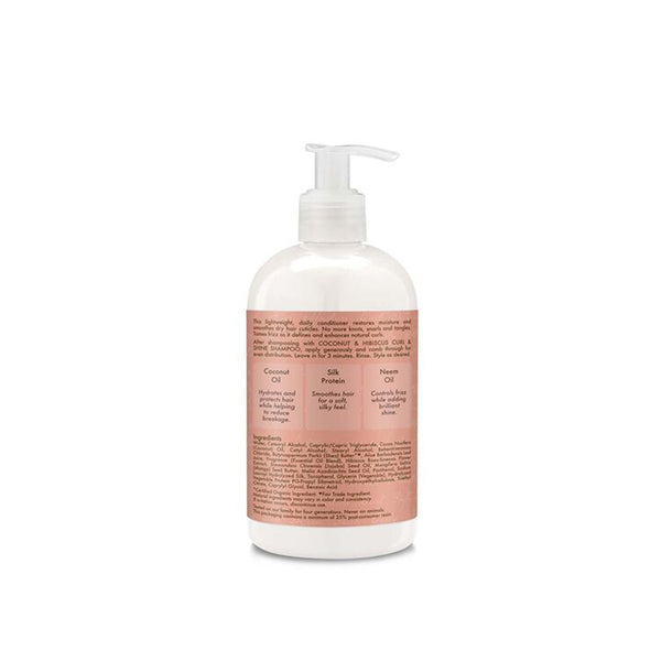 SheaMoisture Coconut & Hibiscus Curl & Shine Conditioner