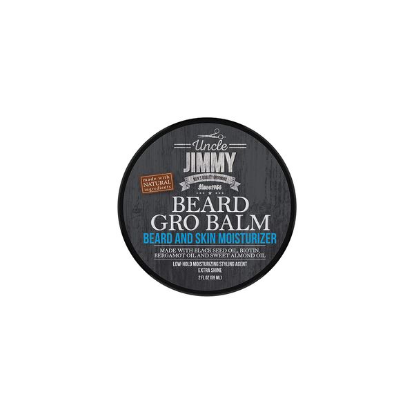 Uncle Jimmy Beard Gro Balm Beard and Skin Moisturizer