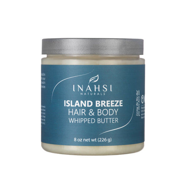 Inahsi Island Breeze Hair & Body Whipped Butter