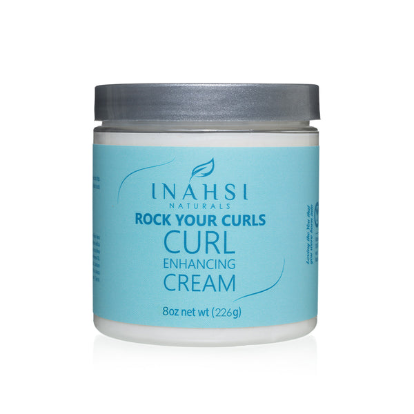 Inahsi Rock Your Curls Curl Enhancing Cream