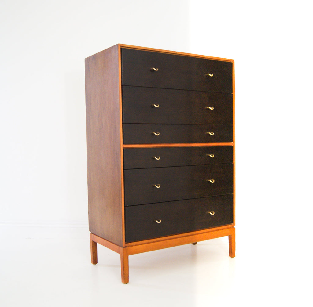 John And Silvia Reed For Stag Chest of Drawers Tallboy