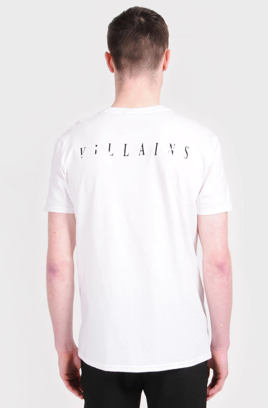 White Villains T-Shirt