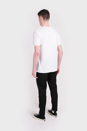 White Essential T-Shirt
