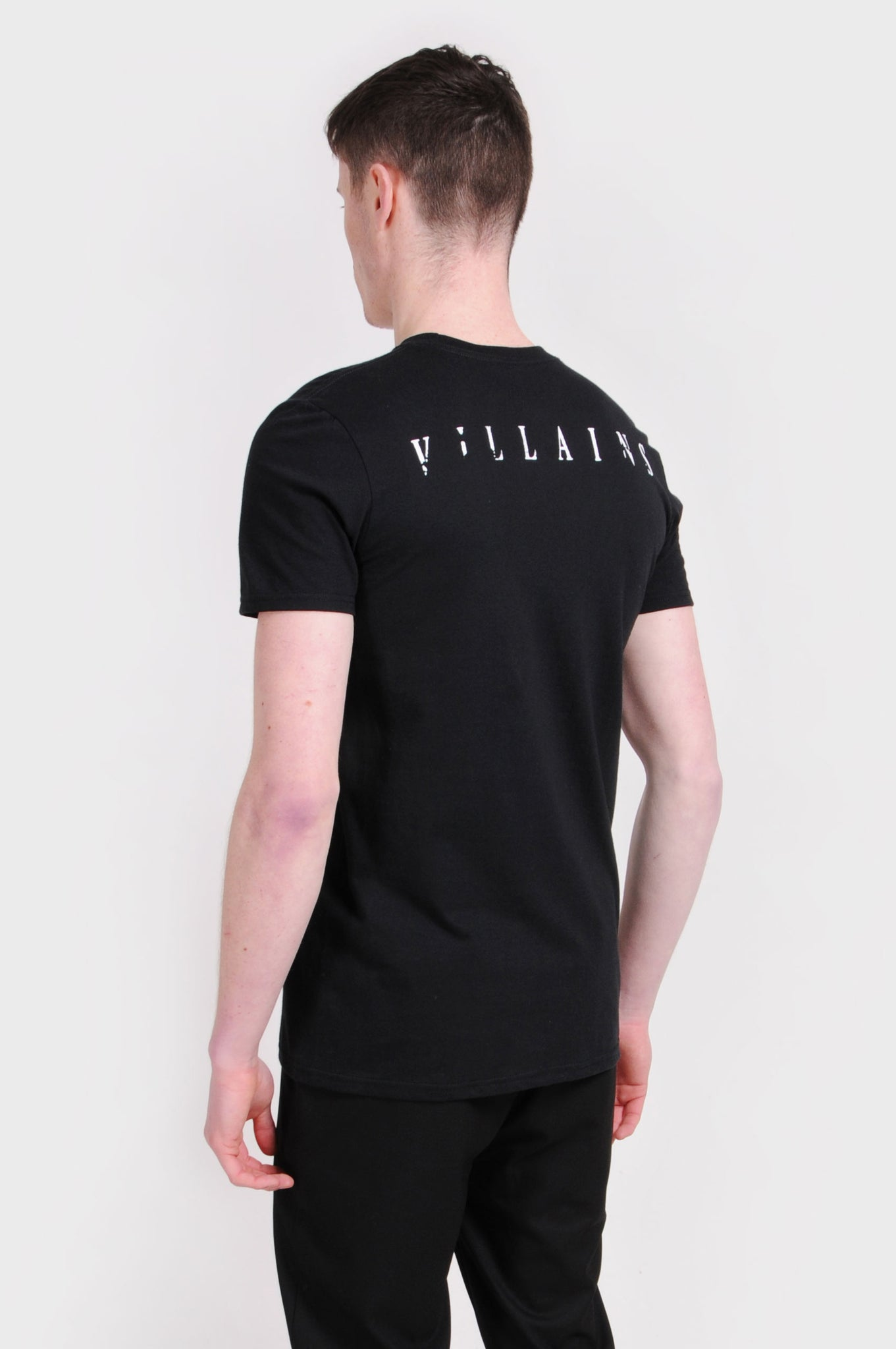 Black Villains T-Shirt