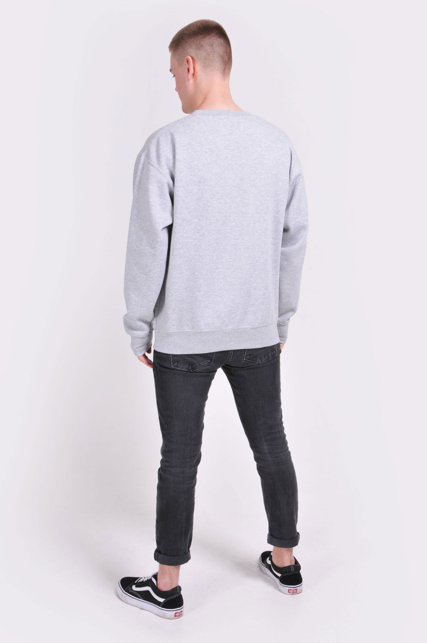 Grey Essential Sweatshirt