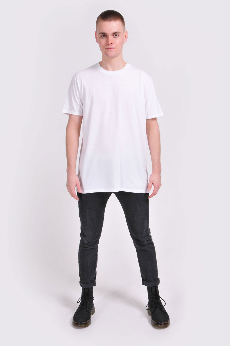 White Signature T-Shirt