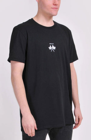 Black Catch Up T-Shirt