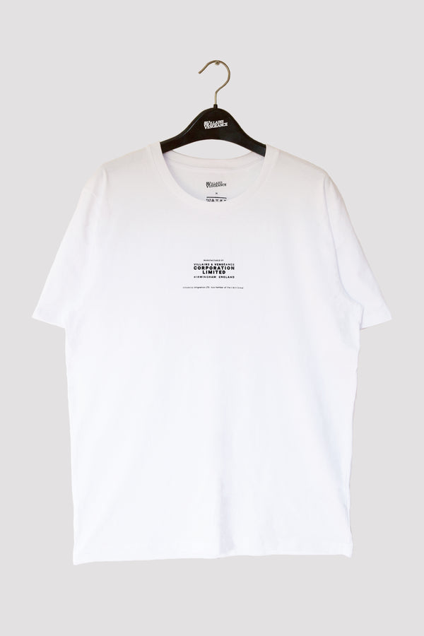 Corporation Printed Crew T-Shirt
