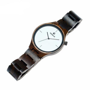 Vantage Elite Wood Watch
