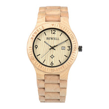 Chunk Wooden Watch