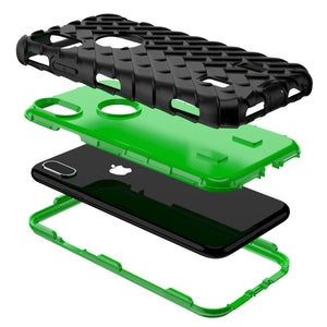 Yakwood Full Protection Dual Layer Armoured Case (iPhone Edition)