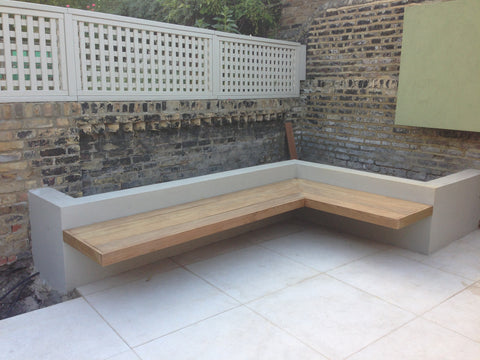 Bespoke Wooden Seating