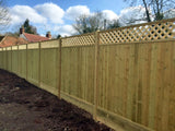 Regal Deluxe Fence Panels