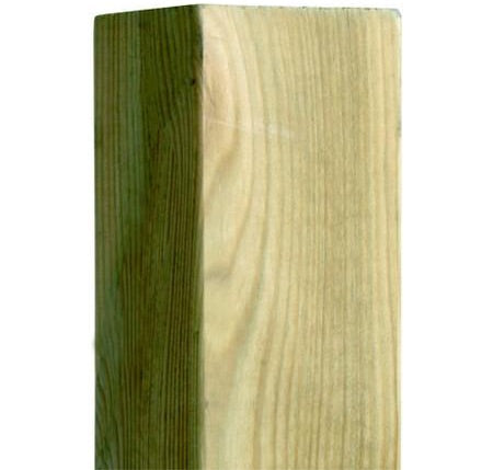 Treated Pine Planed Fence Post (70mm x 70mm)